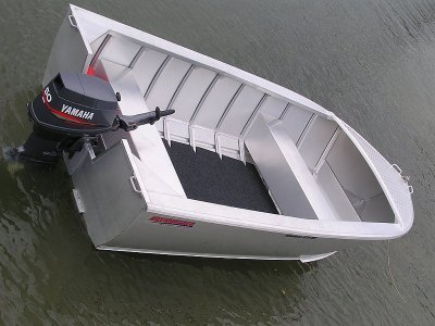 Aquamaster 4.70 Open Hull Only