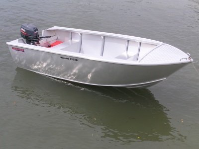 Aquamaster 5.50 Open Hull Only