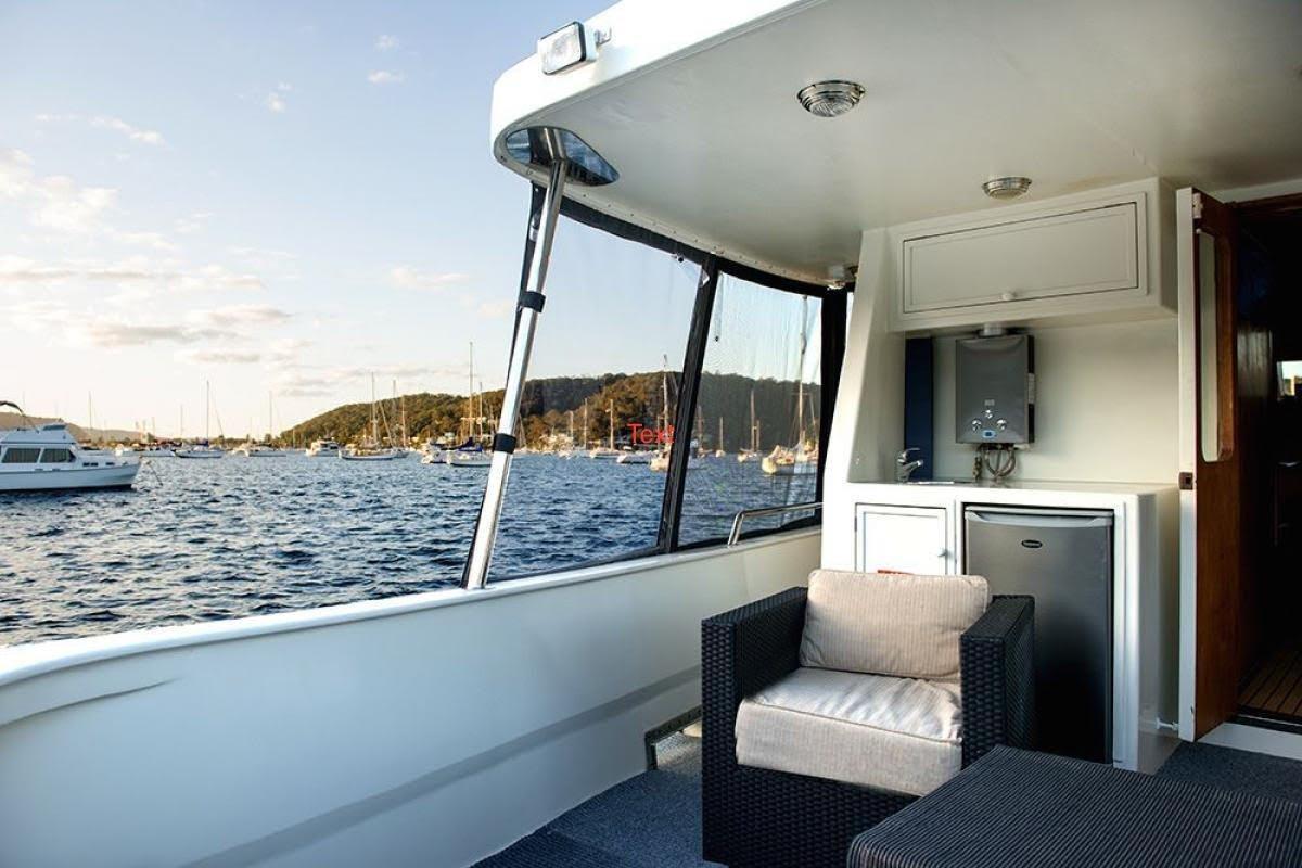 60 ft Custom Converted Trawler