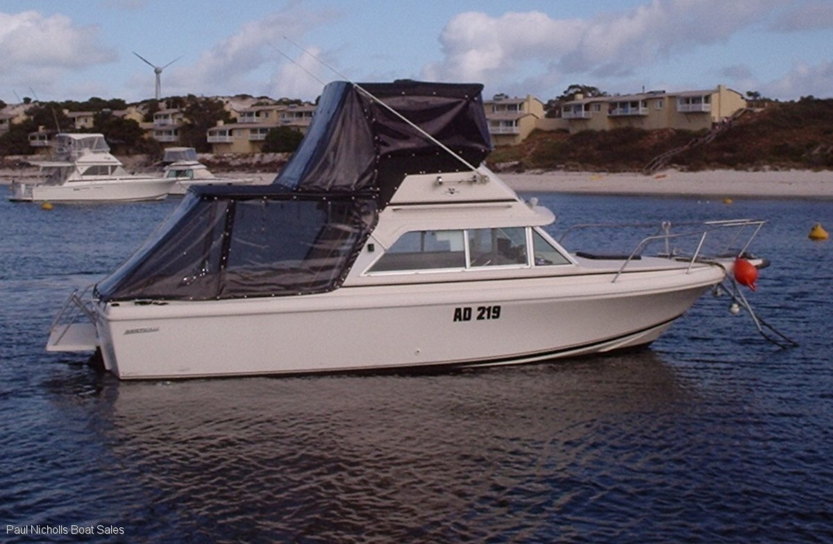 Bertram 23 Flybridge Cruiser THE BEAST IS FOR SALE !!