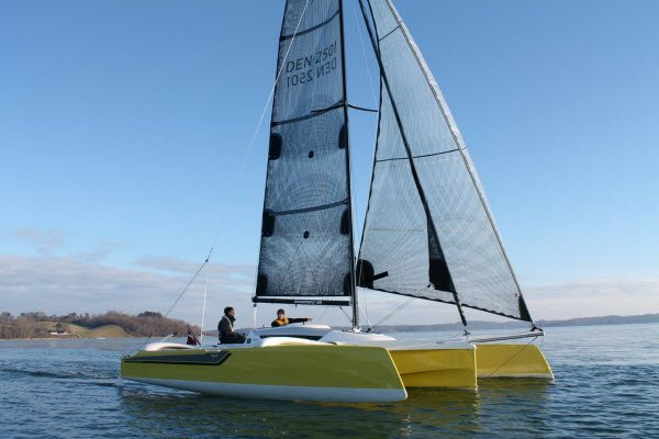 Dragonfly 25 Swing Wing Touring