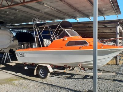 Viking 5.2 Ventura Family fishing boat