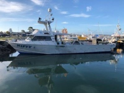 Star Aluminium Fishing /Rock Lobster/Charter Vessel