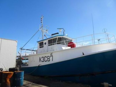29m Fishing Vessel