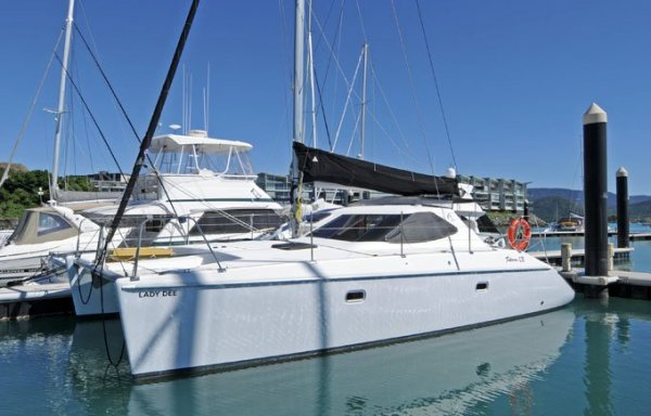 Tasman 35 Sailing Catamaran (commercial 1D for 18PAX)
