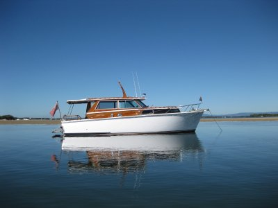 Bay Cruiser Sydney Gentlemens Cruiser Returns to The Market