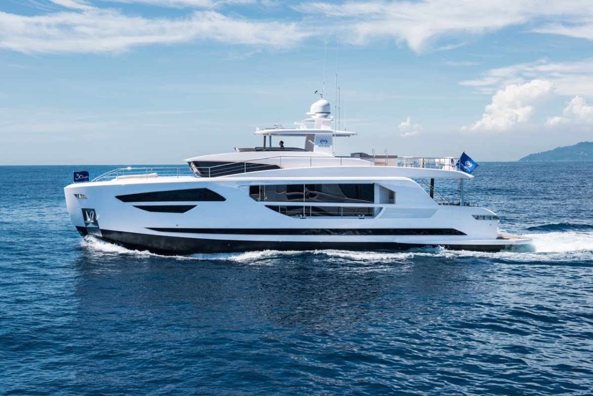New Horizon Yacht FD85