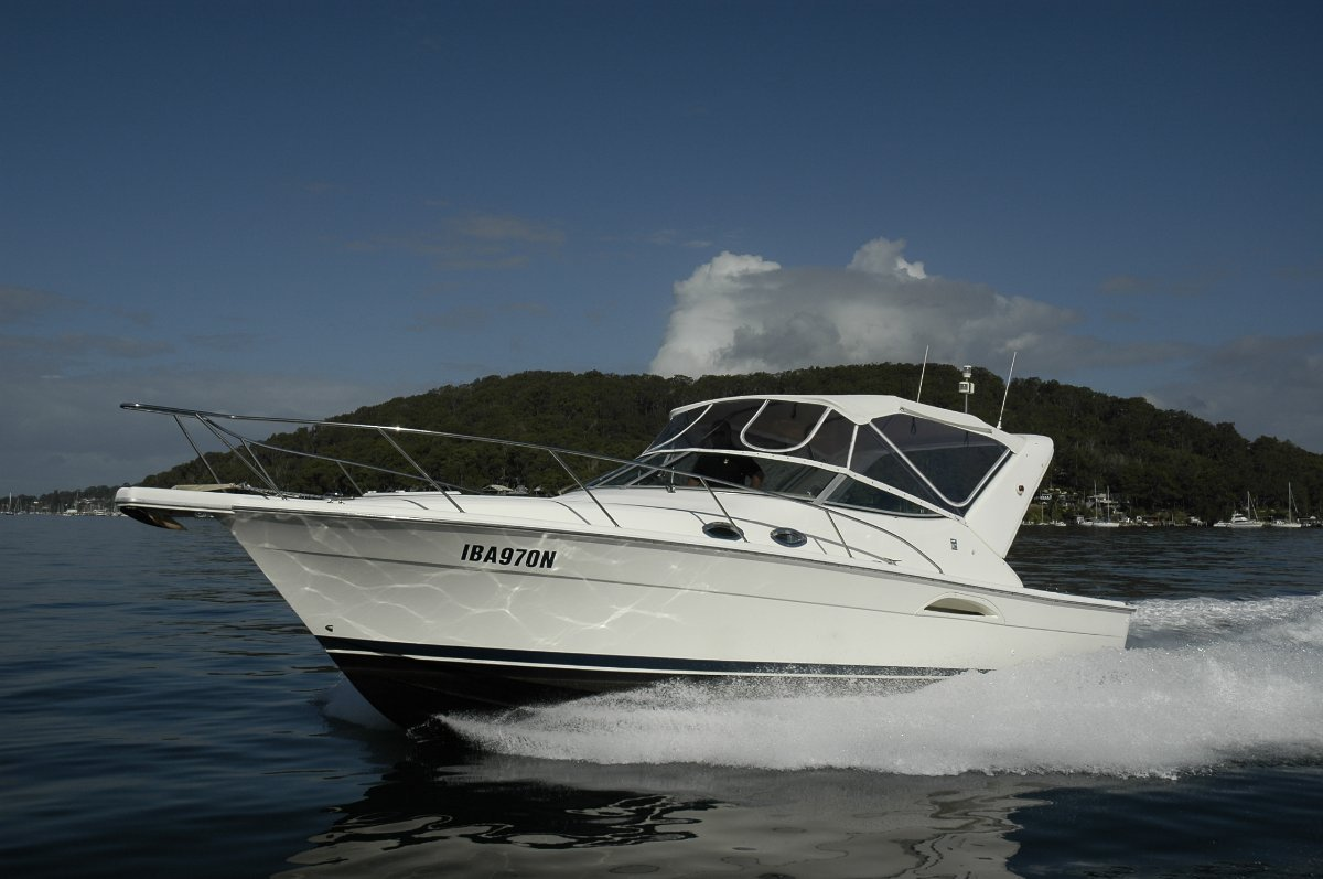 Riviera 3000 Offshore Series 2 - SOLD