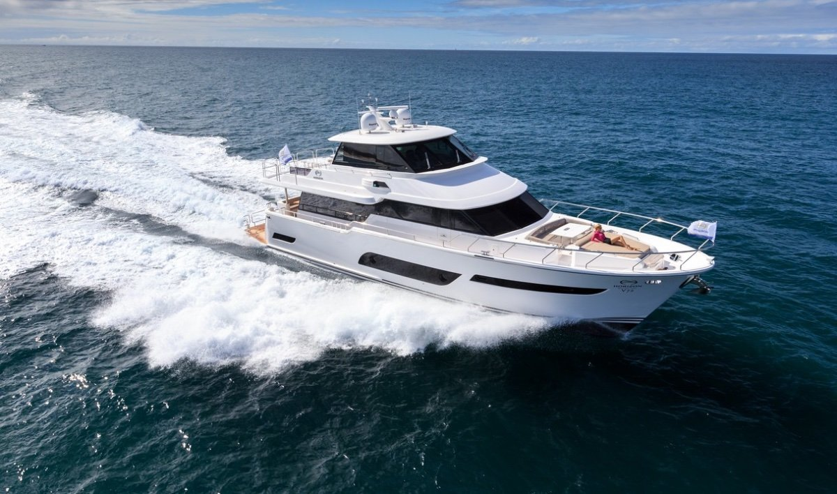 New Horizon Yacht V72