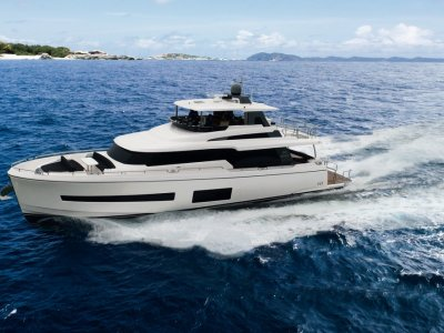 Horizon Yacht V68 - SUIT BUYERS OF AZIMUT, FERRETTI, SUNSEEKER