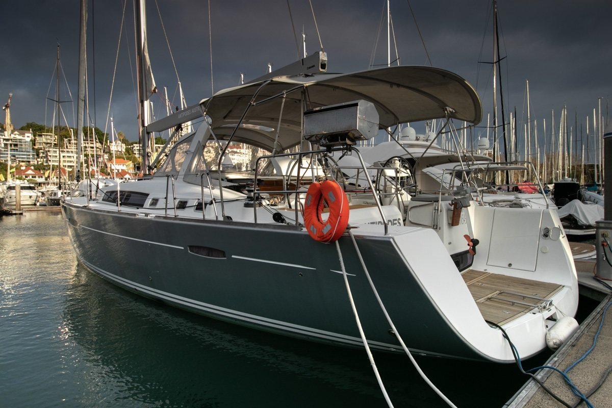 Beneteau Oceanis 58: Sailing Boats | Boats Online for Sale ...