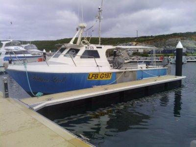 Randell Fishing Vessel Precision