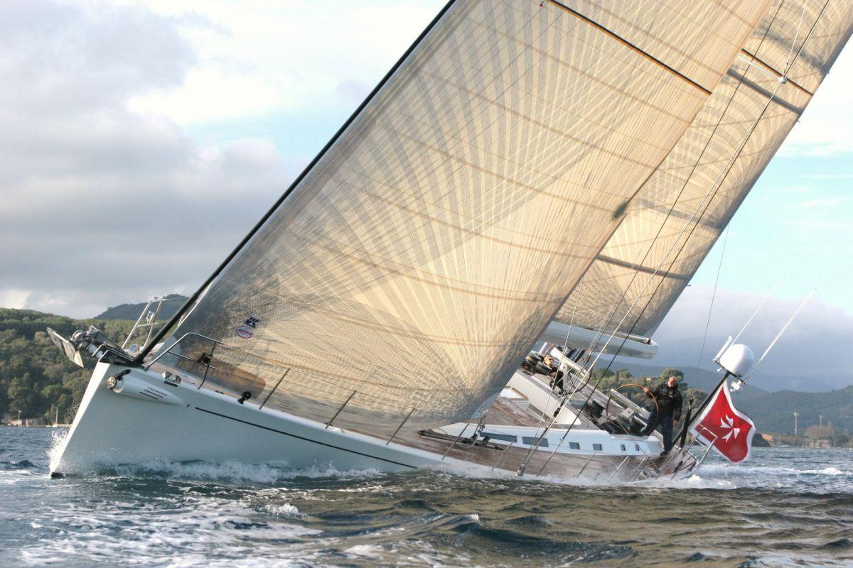 Felci Yacht Design 71' Performance Sloop - EU tax paid