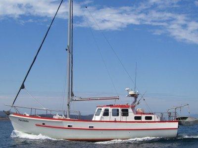 44 Foot Custom Huon