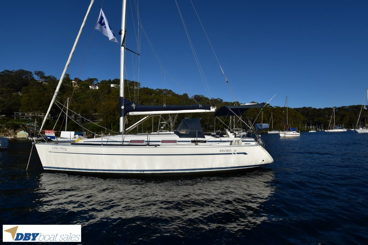 Bavaria 36: Sailing Boats | Boats Online for Sale | Fibreglass/grp ...