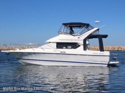 Bayliner 2858 Flybridge Cruiser Australian Delivered Including Trailer