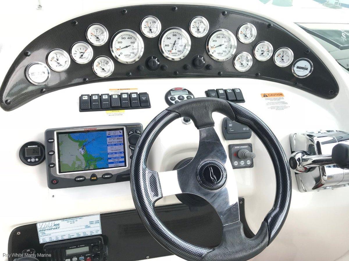 Mustang 3200LE Sportscruiser