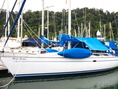 Bavaria 47 Cruising yacht for sale in Malaysia