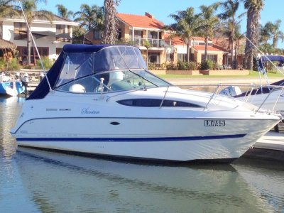 Bayliner 245 Ciera Fabulous boat for cruising, water sports, leisure
