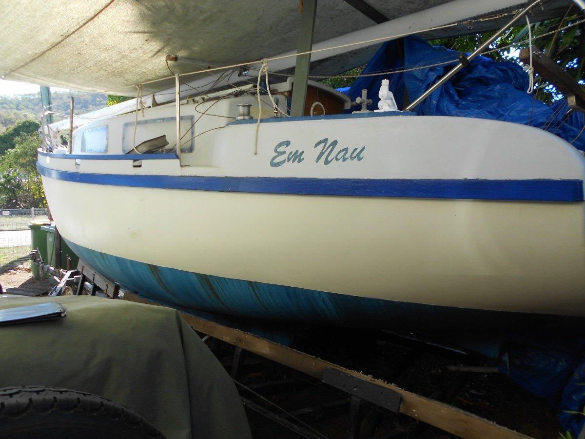 Roberts Trailer Sailer