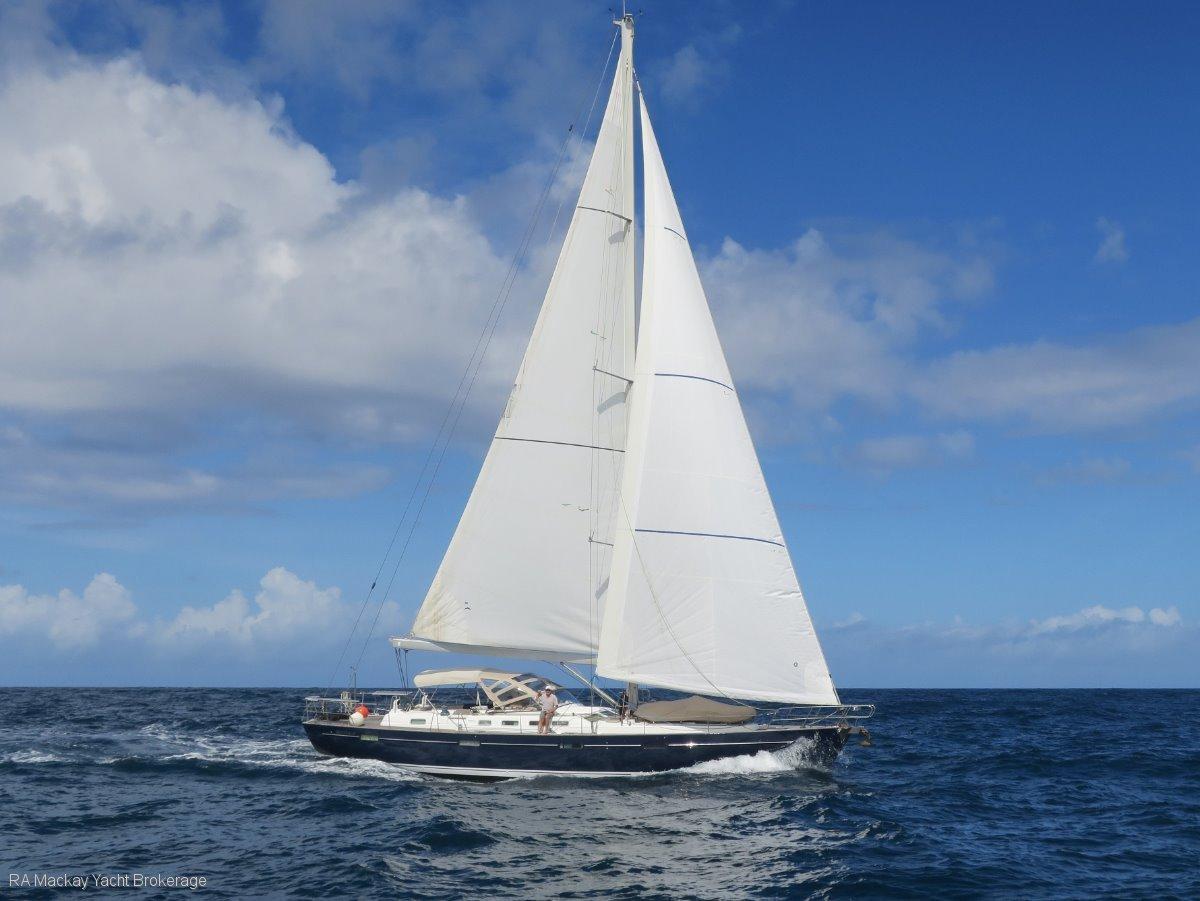 Beneteau 57:RAMYB Beneteau 57 Margarita II