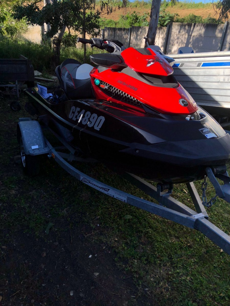 Sea-Doo RXT-X 260 HIGH PERFORMANCE 3 SEATER