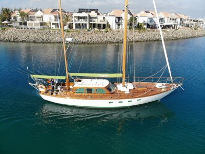 Duncanson Motor-sailor Ketch HUGE PRICE REDUCTION