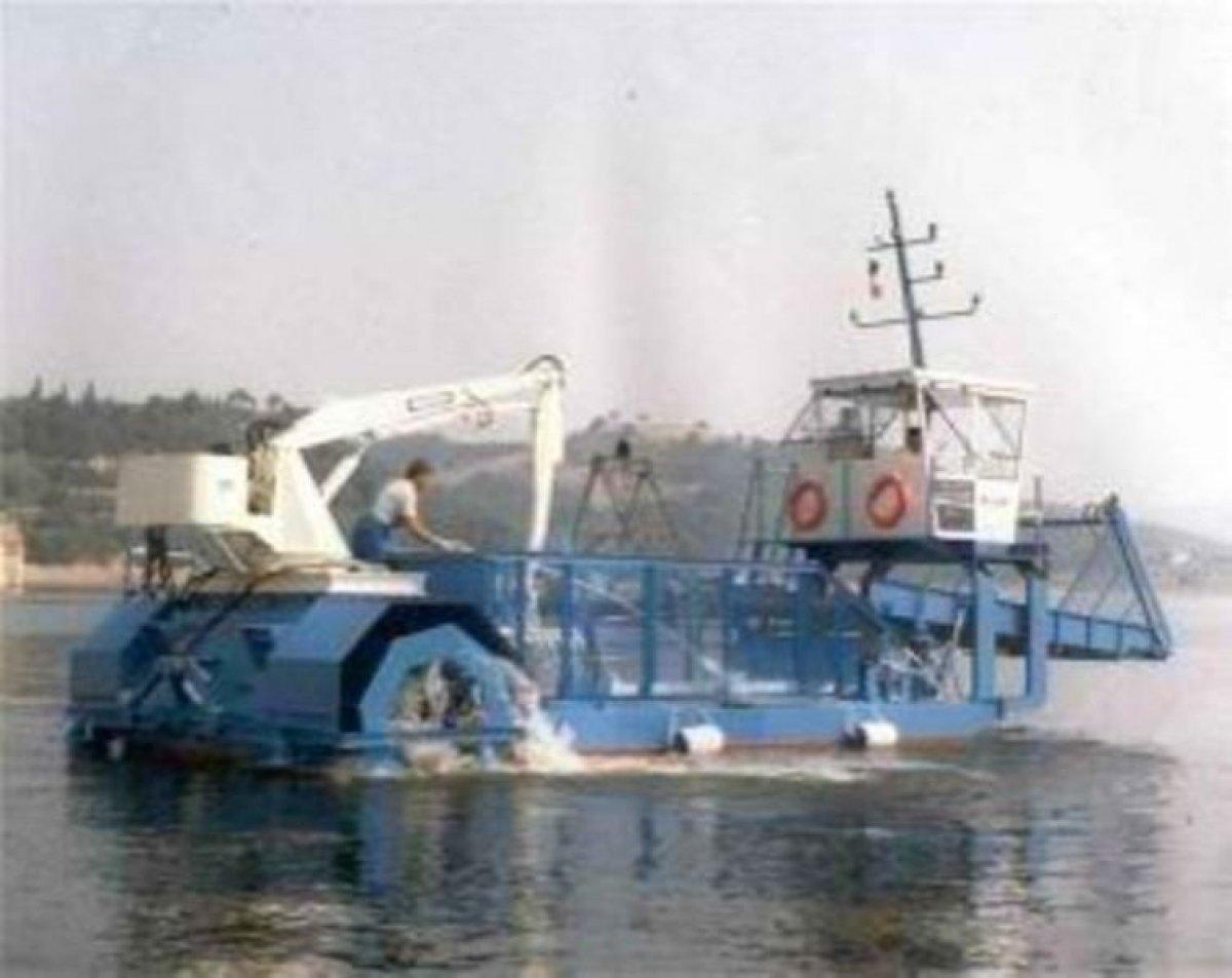 Watercraft Pickup