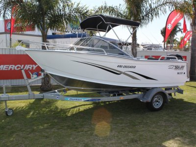 Sea Jay 4.90 Crusader Runabout ***IN STOCK***