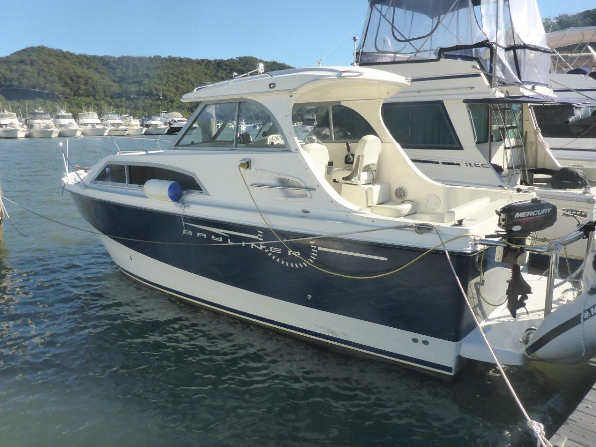 Bayliner 246 Discovery Cruiser