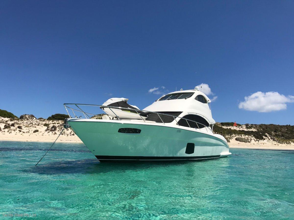 "Maritimo A50 Aegean Enclosed ""JOYSTICK CONTROL"""