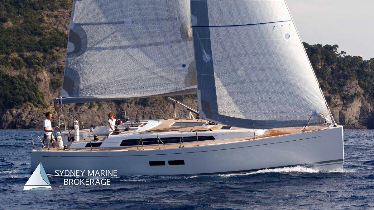 Grand Soleil GS 39