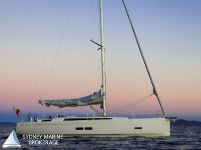 Grand Soleil 43 - Factory Discount Deal and Free Set of Sails!