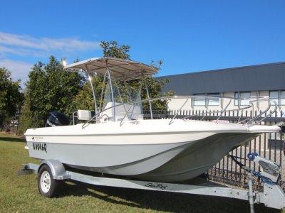 Aussie Whaler 5.5m