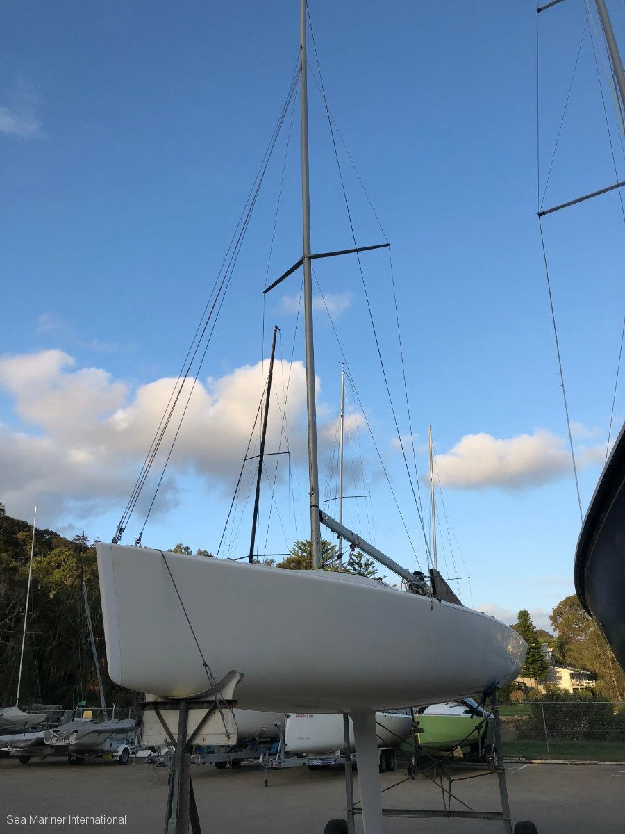 Murray Burns & Dovell 24 Modern Sports Boat ideal for cruising and club