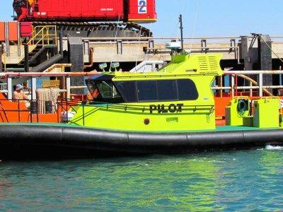 Naiad Pilot Boat