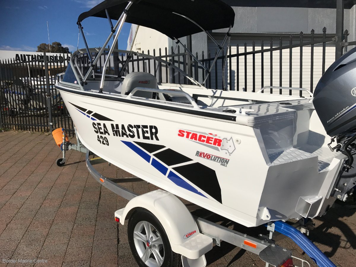 Stacer 429 Sea Master