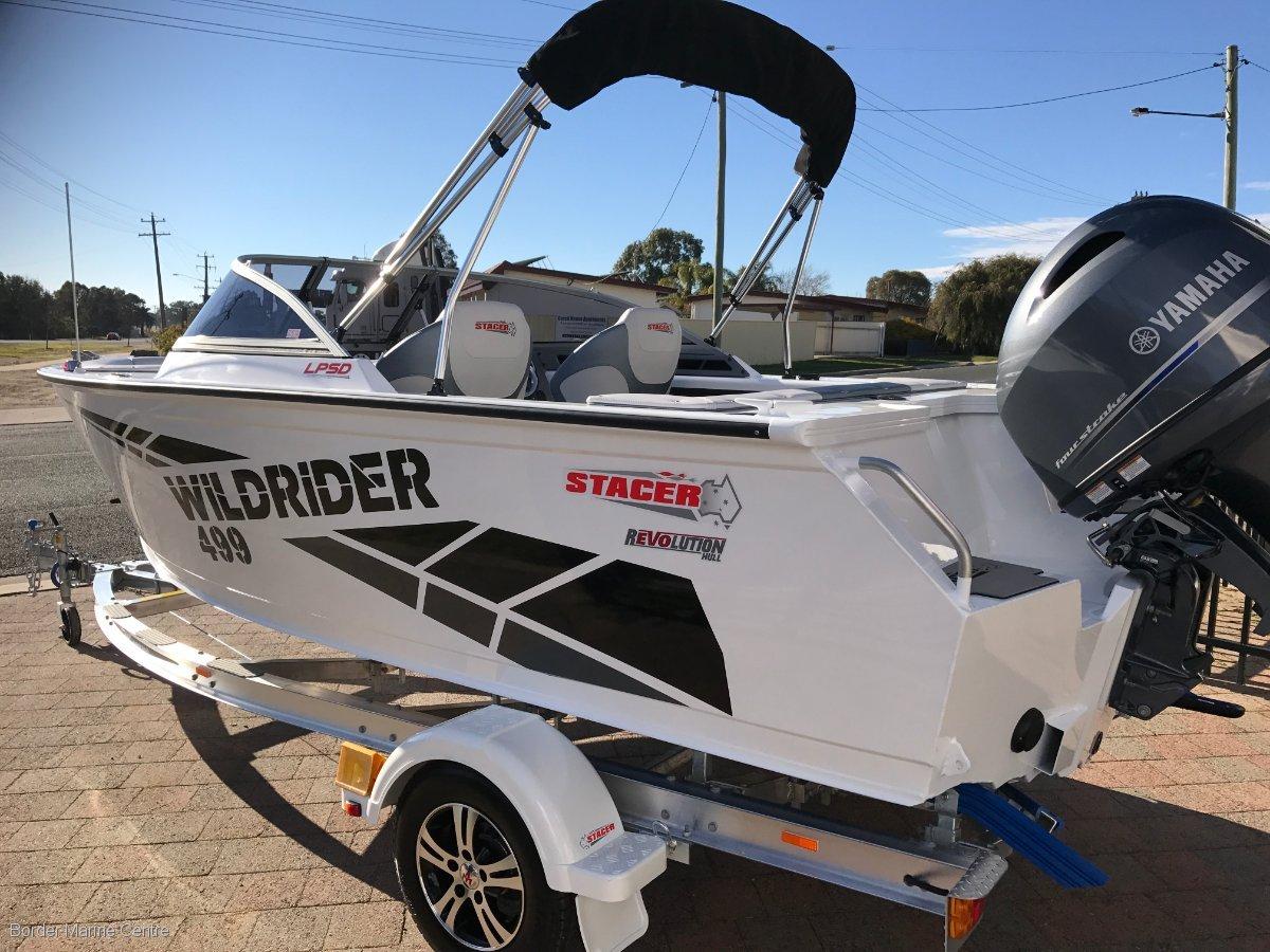 Stacer 499 Wild Rider