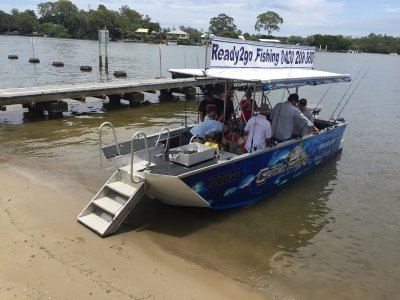 Custom Craft Commercial 36 Fishing Boat up to 12 people plus skipper in 2E
