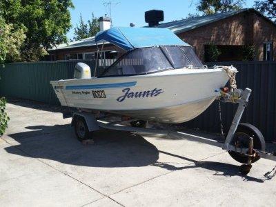 Quintrex 410 Estuary