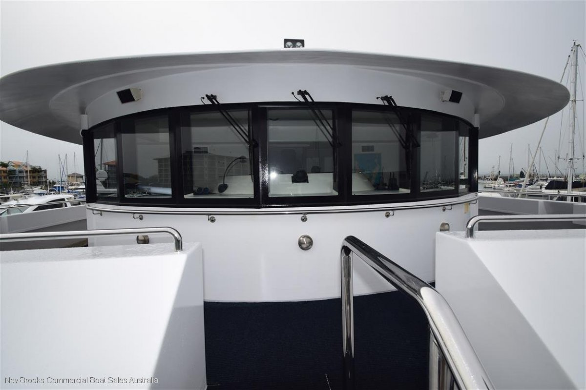 Brooks Auto Sales >> Streamline Passenger Ferry - Whale Watching Catamaran - Nev Brooks Commercial Boat Sales