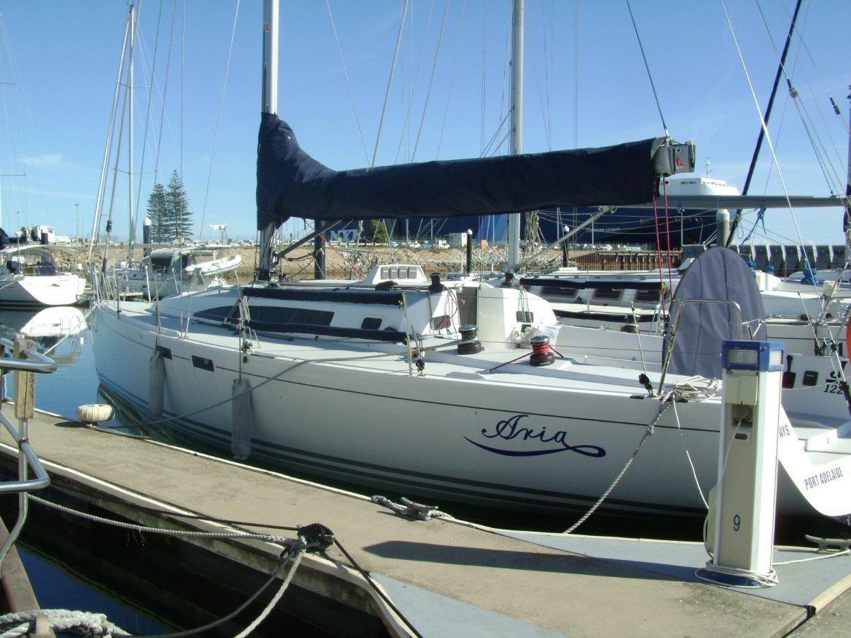 J Boats J/122e 40ft cruiser / racer:J/122E Aria