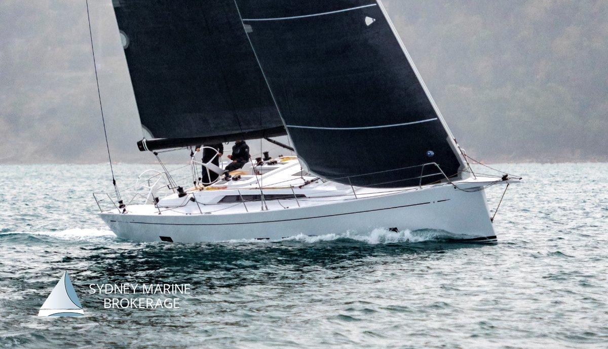 Grand Soleil 48 Race