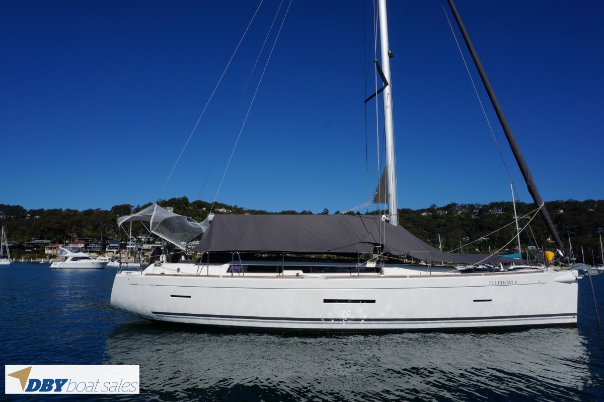 Dufour 450: Sailing Boats | Boats Online for Sale | Fibreglass/grp ...