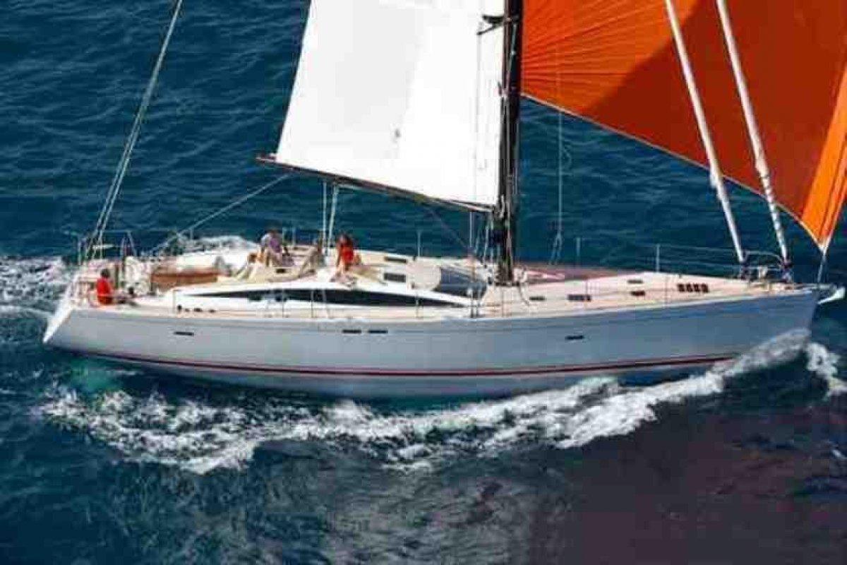 Beautiful Bordeaux 60 Sailing Yacht