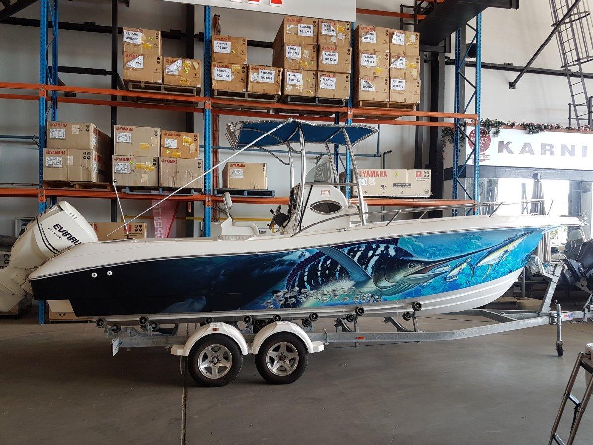 Fibrafort 245 Fisherman