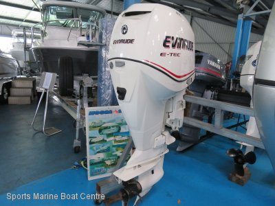 Evinrude Etec 200hp XL