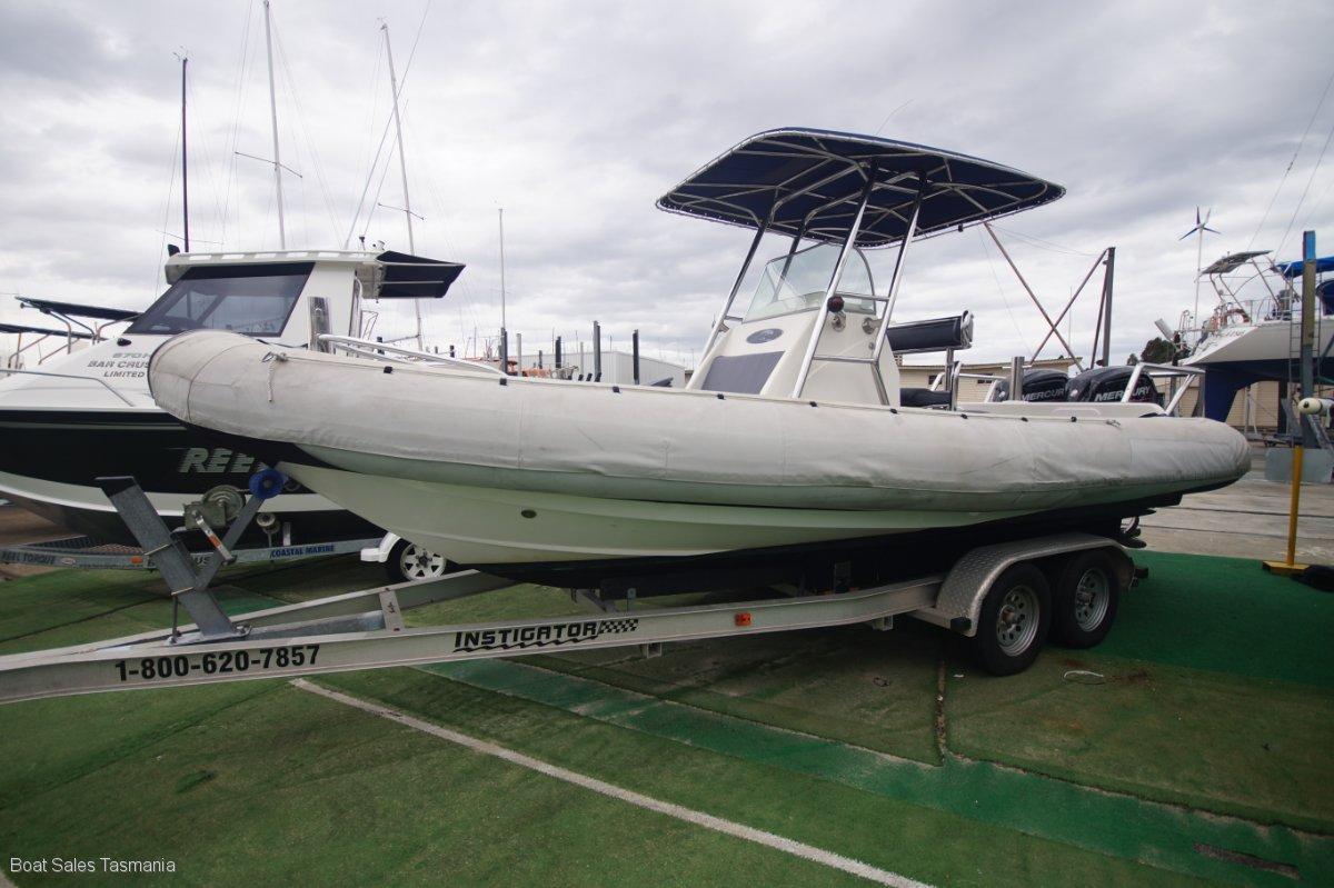 Protector 7 50 Centre Console   Power boats   Boat Sales Tasmania