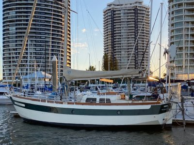 Ebbtide 36 Bluewater Cruising yacht