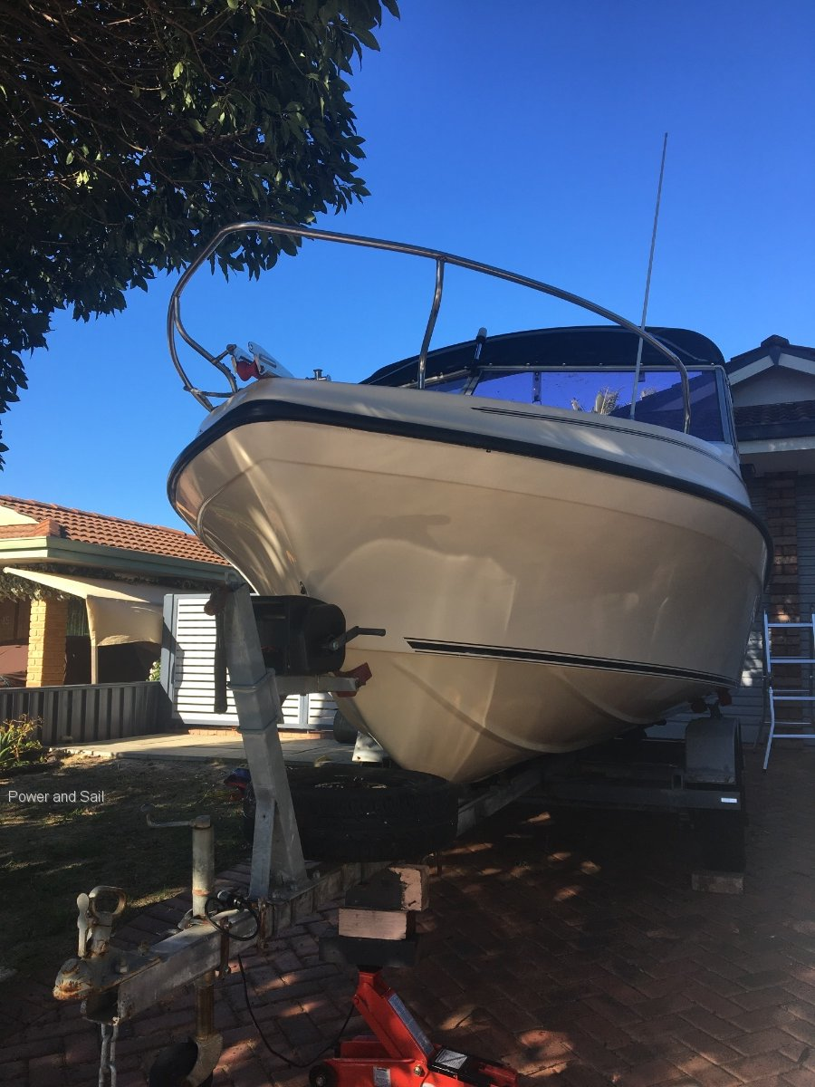 Voyager Sports Fisherman Extended boat which has been loved!